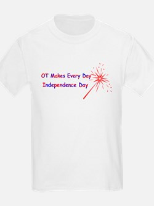 OT Independence Kids T-Shirt