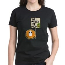 Will Wheek for Food Tee