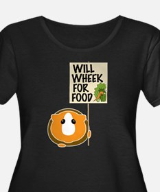 Will Wheek for Food T