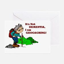 It's Not DEMENTIA! Greeting Cards (Pk of 10)