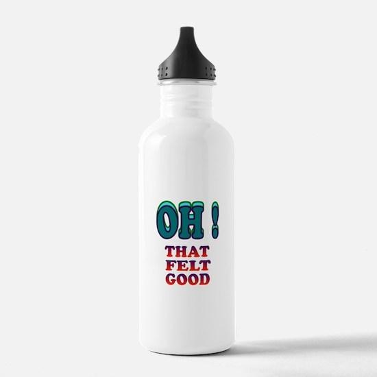 FEELING GOOD Water Bottle