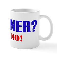 Boehner HELL NO Mug