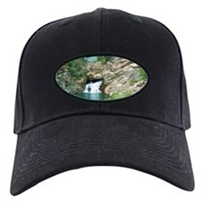 Glacier National Park Waterfall Baseball Hat