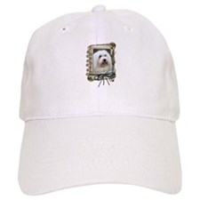 Fathers Day - Stone Paws Baseball Cap
