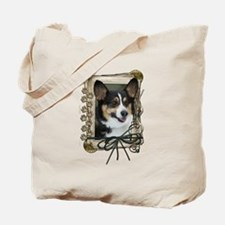 Father's Day - Stone Paws Tote Bag