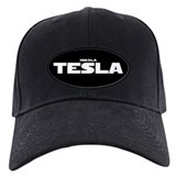 Tesla Baseball Cap with Patch