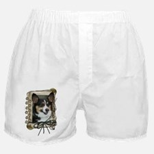 Father's Day - Stone Paws Boxer Shorts