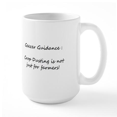 Large Geezer Guidance Mug #10
