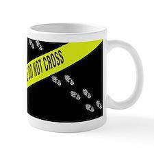 Crime Scene Mug