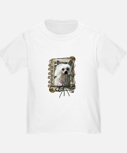 Fathers Day - Stone Paws T