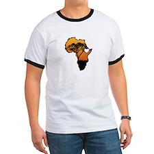 Ethiopia Heart - T