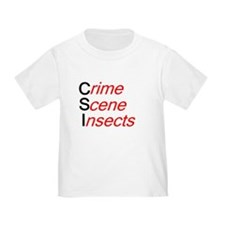 Crime Scene Insects T