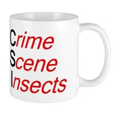 Crime Scene Insects Mug