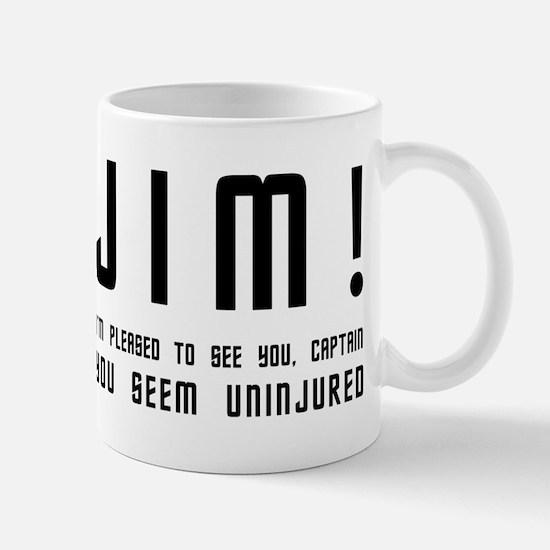 Jim! Mug
