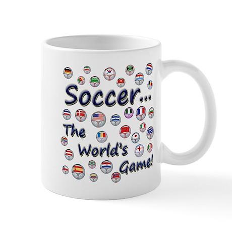 Soccer...The World's Game! Mug