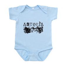 Cool Astoria queens Infant Bodysuit