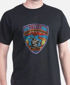 Williams Police K9 T-Shirt