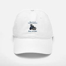 Some Will Ride Baseball Baseball Cap