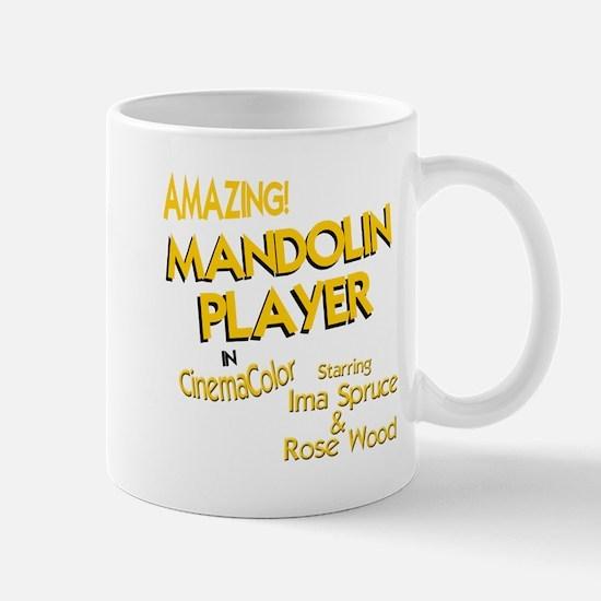 funny mandolin Mug