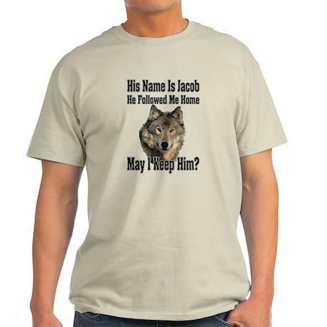 May I Keep Him Light T-Shirt