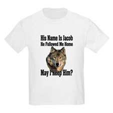 May I Keep Him T-Shirt