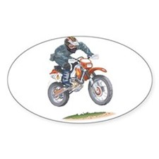 dirt jumper Decal