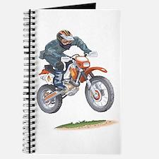 Cute Motorbike Journal