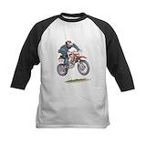Motorbike Baseball Jersey
