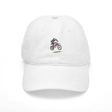 Unique Bike wheels Baseball Cap