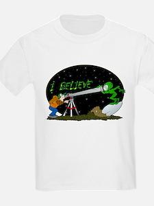 I Believe in ....UFO'S!!! T-Shirt