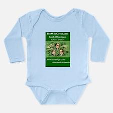 Irish Postcard Long Sleeve Infant Bodysuit