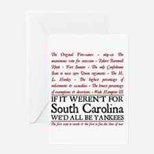 Funny The hamptons Greeting Card