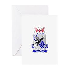 DUI - 1st Bn - 505th Parachute Infantry Regt Greet