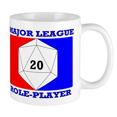 Major League Role-Player Mug