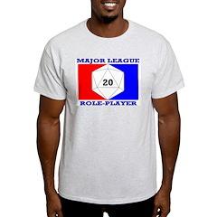 Major League Role-Player Ash Grey T-Shirt