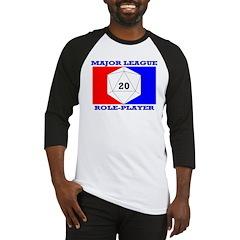 Major League Role-Player Baseball Jersey