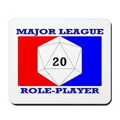 Major League Role-Player Mousepad