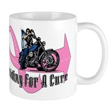 Riding For A Cure Mug