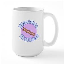 Bacon Rules Mug