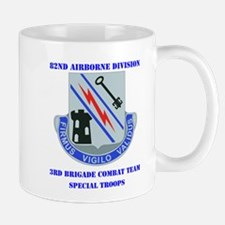 DUI - 3rd Bde - Special Troops Bn with Text Mug