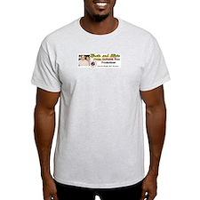 Hecho En Puerto Rico Productions Ash Grey T-Shirt