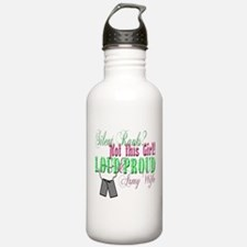 Army Silent Ranks? Water Bottle