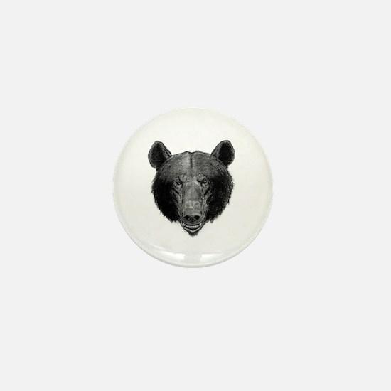 Gil Warzecha - antique illust Mini Button