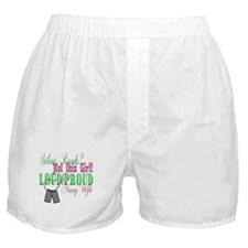 Silent Ranks? Navy Boxer Shorts