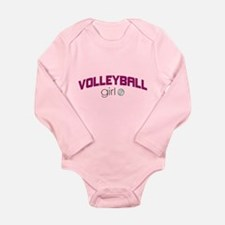 Fresh SPORTS Long Sleeve Infant Bodysuit