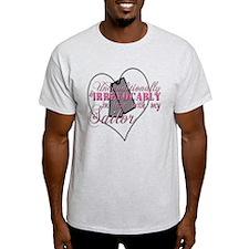 Twilight Insipred Navy T-Shirt