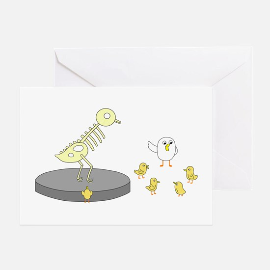 Museum of Natural History Greeting Card