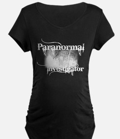 Unique Paranormal investigator T-Shirt