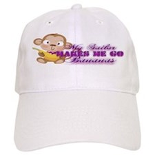 Sailor Monkey Baseball Cap
