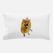Pomeranian Birthday Pillow Case